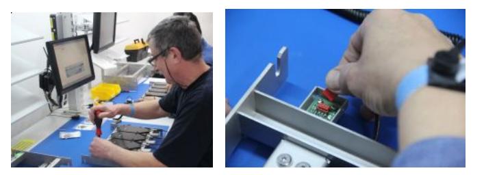 urządzenia mechaniczne do montażu